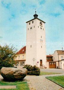 AK / Ansichtskarte Tirschenreuth Klettnersturm Tirschenreuth