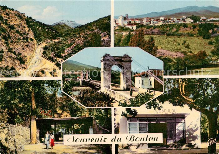 AK / Ansichtskarte Millau_Aveyron Souvenir du Boulou Millau_Aveyron