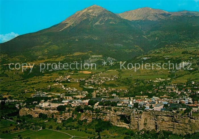 AK / Ansichtskarte Embrun Mont Guillaume Embrun