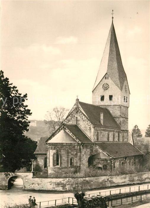 AK / Ansichtskarte Faurndau Kirche  Faurndau