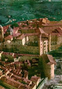 AK / Ansichtskarte Urbino Fliegeraufnahme Herzogliches Palast Urbino