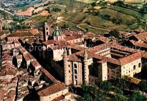AK / Ansichtskarte Urbino Fliegeraufnahme Herzoglicher Palast Urbino