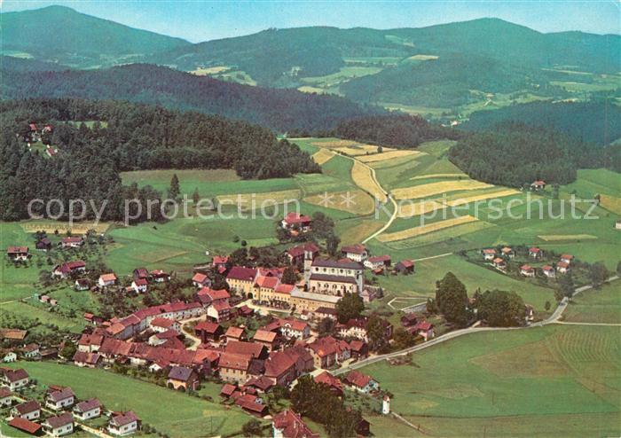 AK / Ansichtskarte Gotteszell Fliegeraufnahme  Gotteszell