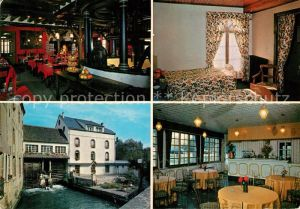 AK / Ansichtskarte Vieux Moulin_Vosges Hotel Vieux Moulin Vosges