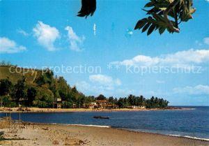 AK / Ansichtskarte Martinique Precheur Hameau des Abymes Martinique