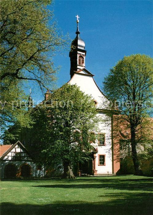 AK / Ansichtskarte Worbis Kirche Worbis