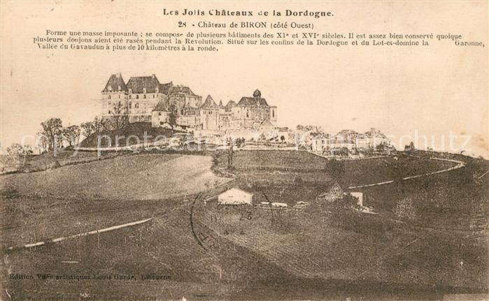 AK / Ansichtskarte Dordogne Les Joils Chateaux Dordogne