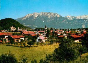 AK / Ansichtskarte Niederaudorf Kaisergebirge Kloster Reisach Niederaudorf
