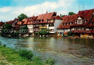 AK / Ansichtskarte Bamberg Klein Venedig Bamberg
