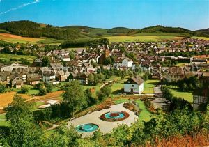 AK / Ansichtskarte Siedlinghausen Panorama Siedlinghausen