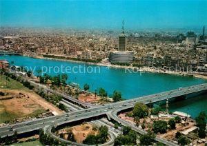 AK / Ansichtskarte Kairo Bruecke 6. Oktober Kairo