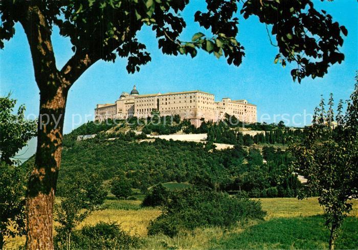 AK / Ansichtskarte Montecassino Abbazia Kloster Montecassino