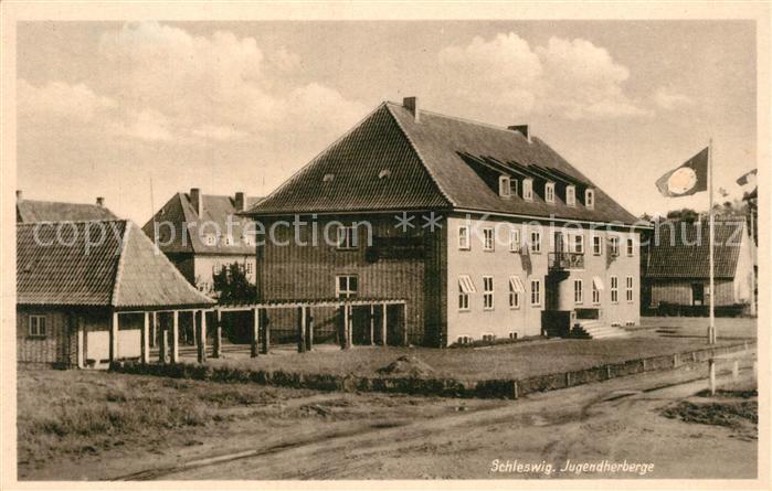 AK / Ansichtskarte Schleswig Holstein Jugendherberge Schleswig Holstein