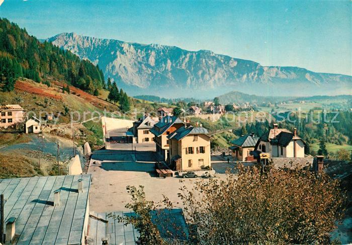 AK / Ansichtskarte Coccau Italienisch oesterreichische Grenze