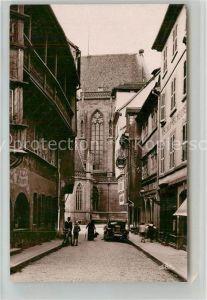 AK / Ansichtskarte Colmar_Haut_Rhin_Elsass La rue des Marchands Colmar_Haut_Rhin_Elsass