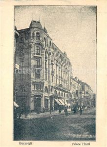 AK / Ansichtskarte Bukarest Palace Hotel Bukarest