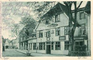 AK / Ansichtskarte Eutin Voss Haus Eutin