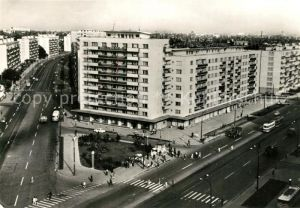 AK / Ansichtskarte Bukarest Calea Grivitei Bukarest