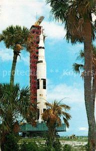 AK / Ansichtskarte Raumfahrt Kennedy Space Center Florida Apollo 11 Saturn V  Raumfahrt