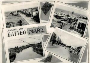 AK / Ansichtskarte Gatteo Mare Teilansichten Gatteo Mare