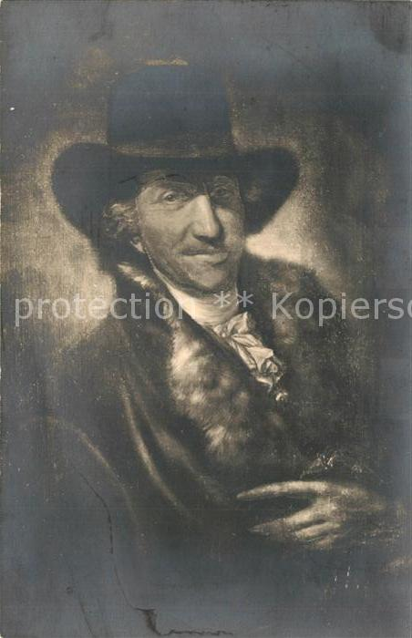 AK / Ansichtskarte Komponist Wilhelm Friedemann Bach Komponist