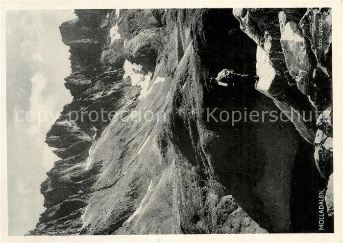 AK / Ansichtskarte Orsta Molladalen