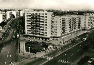 AK / Ansichtskarte Bukarest Calea Grizitei Bukarest