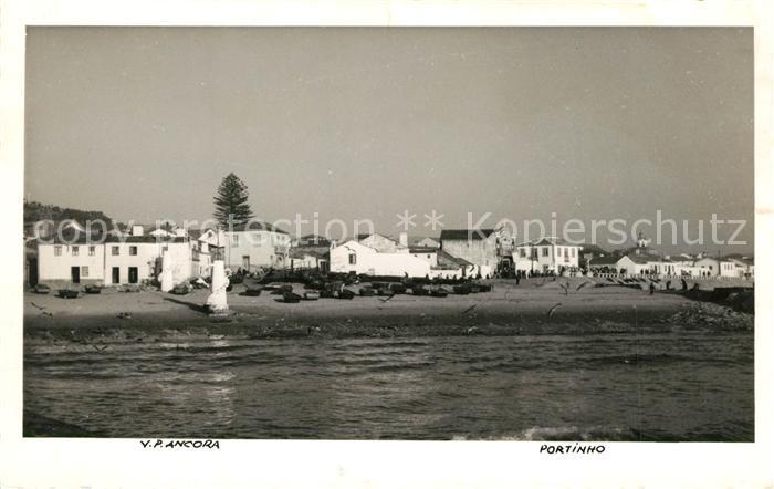 AK / Ansichtskarte Vila_Praia_de_Ancora Portinho Vila_Praia_de_Ancora