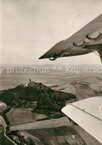 AK / Ansichtskarte Wachsenburg Fliegeraufnahme Wachsenburg