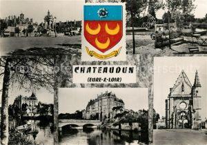 AK / Ansichtskarte Chateaudun  Chateaudun