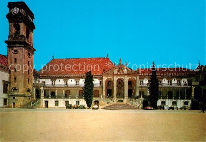 AK / Ansichtskarte Coimbra Universidade Coimbra