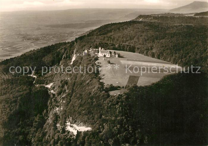 AK / Ansichtskarte Spaichingen Fliegeraufnahme Claretiner Missionshaus Dreifaltigkeitsberg Spaichingen