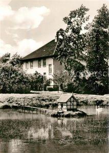 AK / Ansichtskarte Loccum Ev. Luth. Marahrens Heimvolkshochschule Loccum