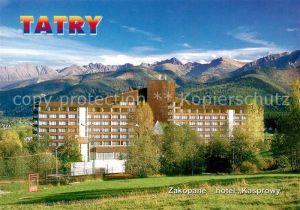 AK / Ansichtskarte Zakopane Hotel Kasprowy Zakopane