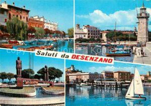 AK / Ansichtskarte Desenzano  Desenzano