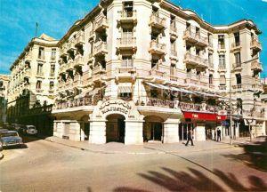 AK / Ansichtskarte Tunis Hotel Mejestic Tunis