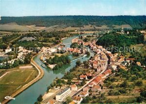 AK / Ansichtskarte Dun sur Meuse Fliegeraufnahme Dun sur Meuse