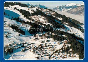 AK / Ansichtskarte Flumserberg_Bergheim Fliegeraufnahme Winter Flumserberg Bergheim