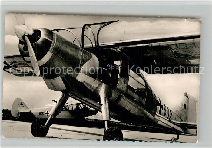 AK / Ansichtskarte Flugzeuge_Militaria Dornier DO 27 und Piper L 18 Bundeswehr  Flugzeuge Militaria