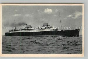 AK / Ansichtskarte Dampfer_Oceanliner D. Europa Norddeutscher Lloyd Bremen  Dampfer Oceanliner