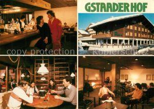 AK / Ansichtskarte Gstaad Hotel Gstaaderhof Gstaad