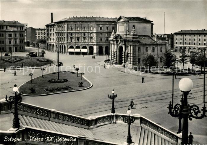 AK / Ansichtskarte Bologna Piazza XX Settembre Bologna