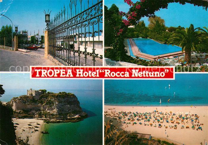 AK / Ansichtskarte Tropea Hotel Rocca Nettuno Tropea