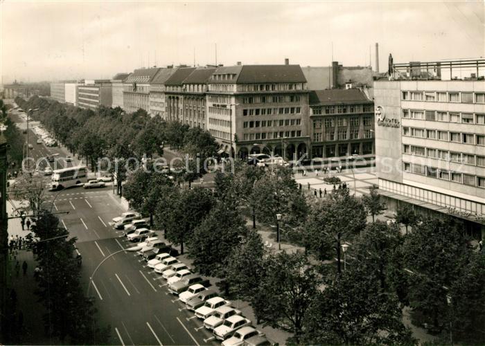 AK / Ansichtskarte Berlin Unter den Linden Berlin