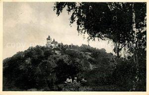 AK / Ansichtskarte Teplitz Schoenau_Sudetenland_Bad Schlossberg Teplitz Schoenau_Sudetenland