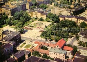 AK / Ansichtskarte Lublin Fliegeraufnahme Lublin
