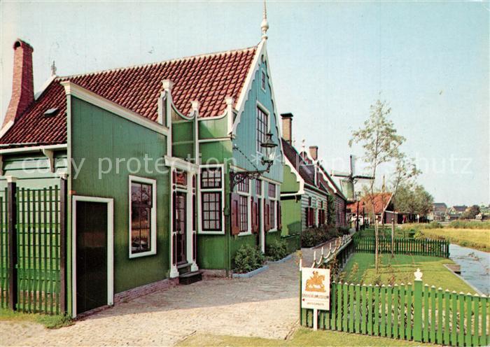 AK / Ansichtskarte Zaanstad De Zaanse Schans Bakkerijmuseum Wessanen Zaanstad