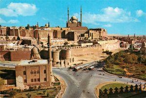 AK / Ansichtskarte Kairo Ziradelle Mohamed Aly Moschee Kairo