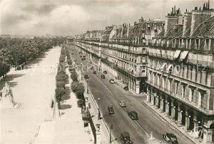 AK / Ansichtskarte Paris Rue de la Rivoli Jardin des Tuileries Collection Paris et ses merveilles Paris
