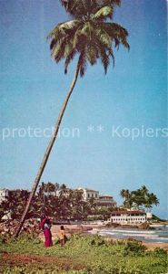 AK / Ansichtskarte Ceylon_Sri_Lanka Mount Lavinia Ceylon_Sri_Lanka